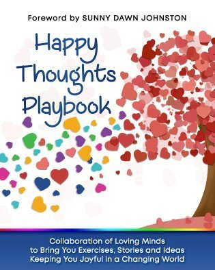 Happy Thoughts Playbook Cover