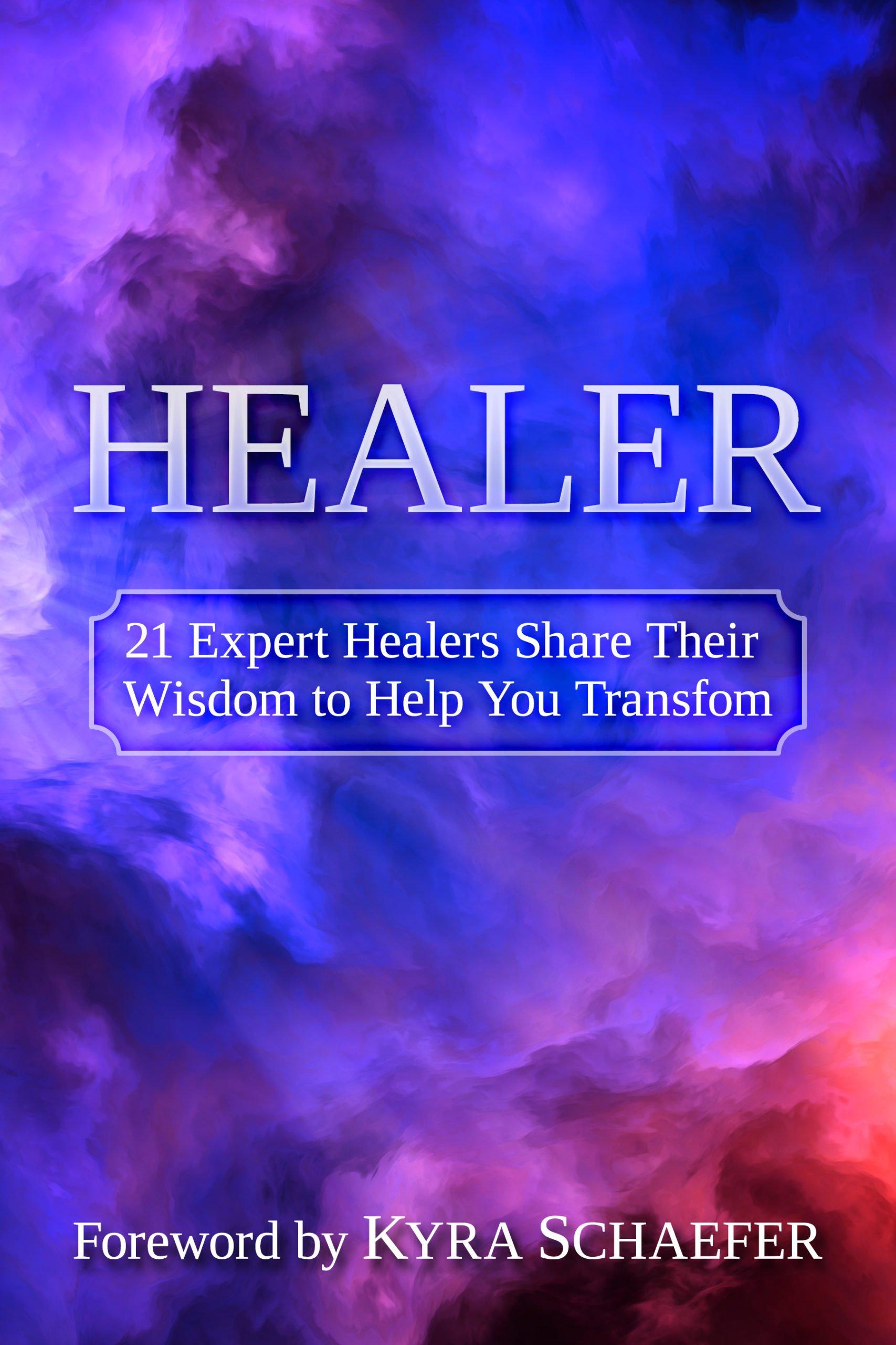 Healer book image