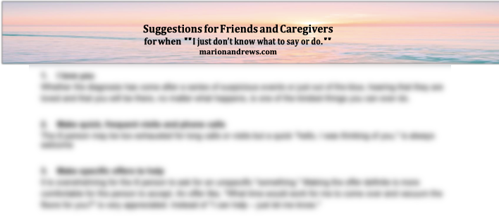 Caregivers guide image