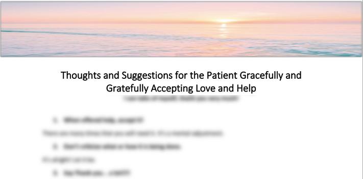 Patients Guide image